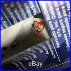 1999 McDonald's TY Beanie Babies Collectors Set RARE ERRORS 1993 Unopened
