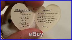 516b6225fce 6 Super Rare Beanie Babies Errors Valentina Valentino Kicks The End Ty 2K  Erin