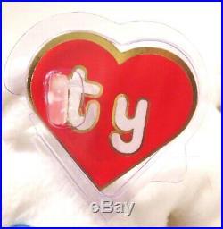 Authenticated Ty Beanie 1st Gen FINE MANE MYSTIC Ultra Rare Immaculate & MWMT MQ