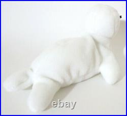 Authenticated Ty Beanie Baby 1st Gen SEAMORE Ultra Rare & Immaculate MWMT MQ