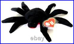 Authenticated Ty Beanie Baby 1st Gen WEB Extremely Rare & Pristine MWMT MQ