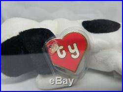 Authenticated Ty Beanie Baby Rare Spot With A Spot 2nd/1st Gen Tag MWMT-MQ