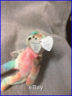 Beanie Baby Blowout! Rare Garcia Baby! Pvc Pellets! Other Unique Features