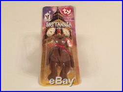 Beanie Babies 1999 McDonalds international lot -all 4 rare errors NIB retired TY