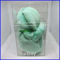 Beanie Babies Ty Original Baby Hippity Rabbit RARE- Retired Errors