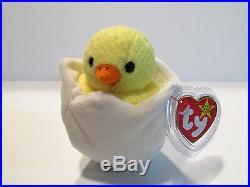eac5b1e1a7f Eggbert Ty Beanie Baby-rare Eggbert-chick In Egg Ty Beanie Baby-multiple