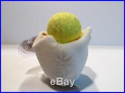 6dc44b08b24 Eggbert Ty Beanie Baby-rare Eggbert-chick In Egg Ty Beanie Baby-multiple