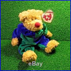 Epic 1993 Ty Classics Beanie Baby Piccadilly Rare Retired Bean Bag Plush Toy