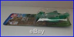 Erin The Bear-1997 McDonald's Ty Beanie Baby With Rare Errors 1993 OakBrook