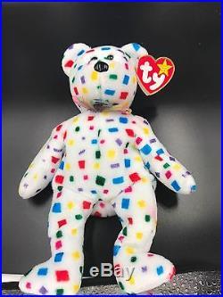 Extremely rare Ty Beanie Baby Lot Peace 9baa1717d865