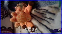 Extremly Rare and Retired TwigLimited Edition beanie baby, with Errors