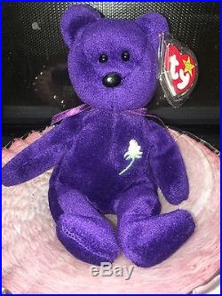 First Edition Beanie Baby-Very Rare NEVER-Before Seen Oddity Is On This Bear