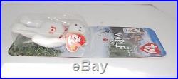 Maple The Bear-1996 McDonald's Ty Beanie Baby With Rare Errors 1993 OakBrook