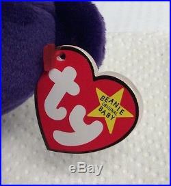 Princes Diana 1997 Beanie Baby Plush Mint Condition #472 VERY RARE