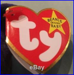Princess Diana Beanie Baby Bear Very Hot Very Rare
