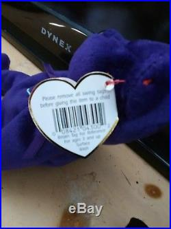 Princess Diana, Ty Beanie Baby, 1st Edition Retired, NWT, Rare, Must have