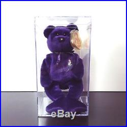 2be60c9443d RARE 1997 Princess Diana of Wales Ty Beanie Baby Retired P. E. Pellets (MINT )