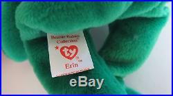 RARE Erin Beanie Baby TY