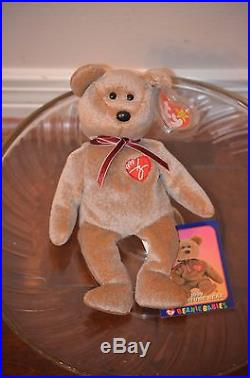 RARE Valentino, 1999 Signature Bear and Millennium Bear