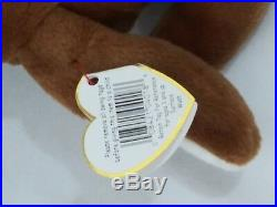 RETIRED Ty Beanie Baby EARS BUNNY 4 ERRORS With Tags RARE MINT