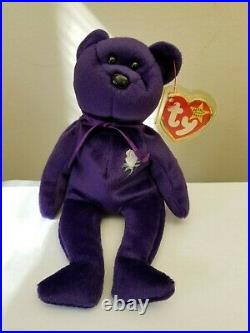 Rare 1997 1st edition Princess Beanie Baby