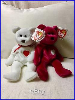 Rare Beanie Babies in New Condition