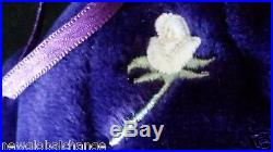 Rare MUSEUM Mint 1st Edition Princess Diana 1997 Retired Beanie Baby NO SPACE
