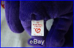 Rare Mint 1st Edition Princess Diana 1997 Retired Beanie Baby FREE SHIPPING