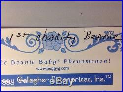 Rare Princess Diana Beanie Baby 1997 Authenticated Museum Quality Sealed