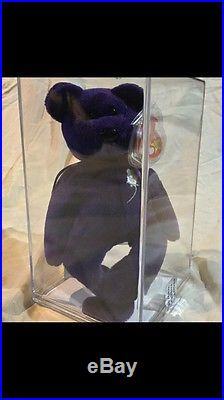 Rare Princess Diana Mwmt Beanie Baby Authenticated Rare Beanie Babies