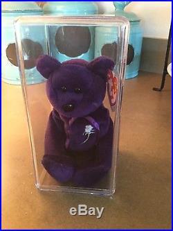 1st edition rare ty beanie baby princess diana 1997 bear a4724ce5460