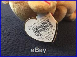 Rare Ty Hope Beanie Babies Tag Error Dates