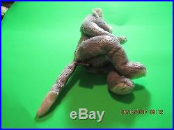 Rare Ty Retired Beanie Baby Fairchild 1993 Nwt Tag Errors