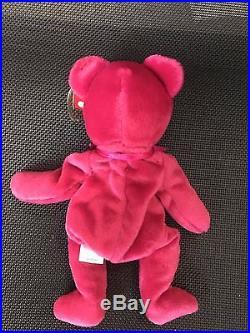 75bd24b9b30 Super Rare Valentina Beanie Baby With Errors