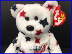 639a20ded5b TY Beanie Baby Rare Glory Red