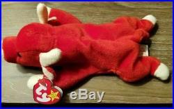 TY Beanie Baby Rare Snort