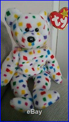 86bb76313f1 TY Beanie Baby. TY 2K. Mint Condition. Very Rare. 5 errors