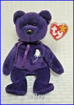 TY Princess Diana Beanie Baby 1997 Retired RARE