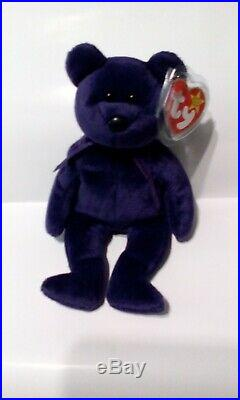 Ty Authentic Princess No Rose Oddity Beanie Baby Extremely Rare MWMT-MQ