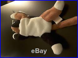 Ty Beanie Baby Chip PVC Rare