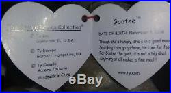 Ty Beanie Baby Goatee Rare Retired with Errors Gasport instead of Gosport