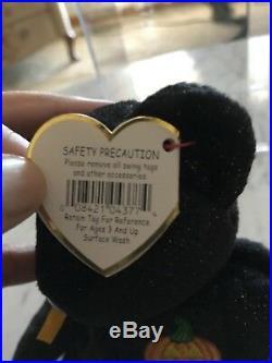 Ty Beanie Baby Haunt Rare Pristine Condition Multiple Errors Sale