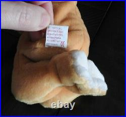 Ty Beanie Baby Hope Praying bear RARE/TAG ERRORS MINT CONDITION