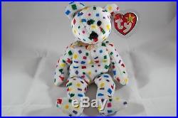 62f0c43aeab Ty Beanie Baby Ty 2K Bear TUSH TAG FLAP RARE 1999