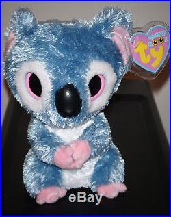 Ty Beanie Boos KOOKY the 6 Koala Bear MINT with MINT TAGS RARE 2009 Release