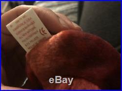 Ty Beanie baby Schweetheart RARE WITH ERRORS 1999