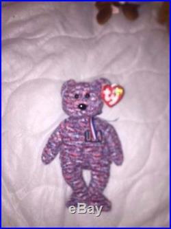 USA 2000 Rare Ty Beanie Baby